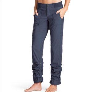 Athleta Shasta Convertible Pants Blue Size 6T